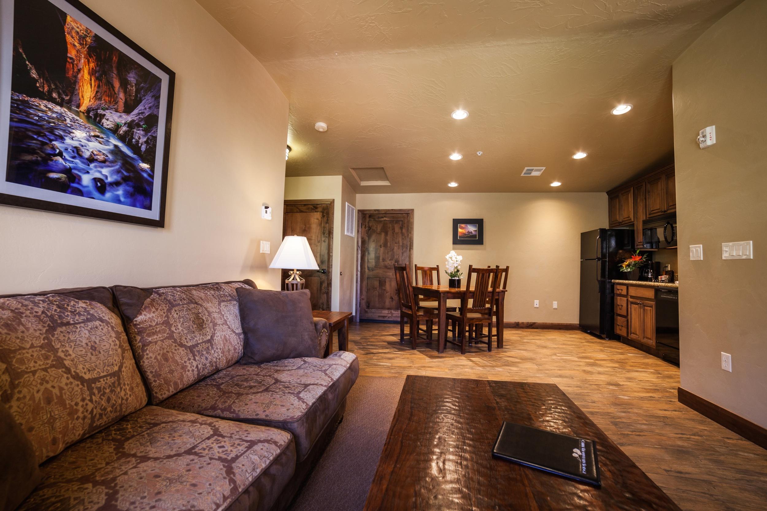 zion canyon hotel