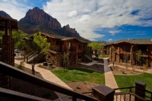hotels in zion park