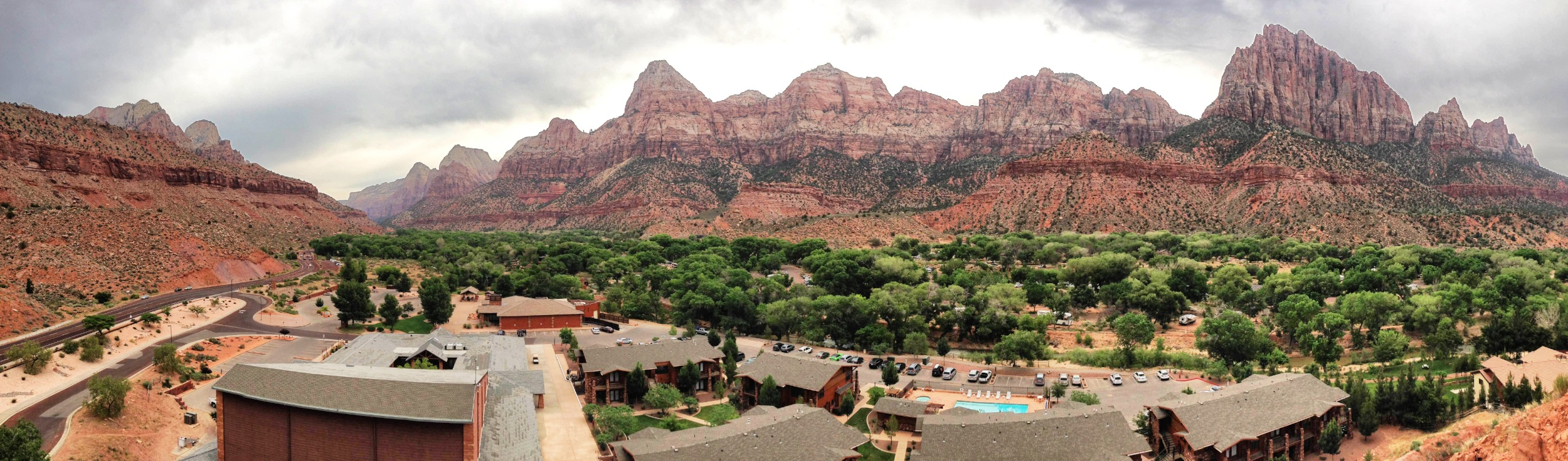 While you stay at Cable Mountain Lodge, visit Zion Canyon Village!