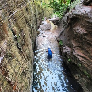 Guided Canyoneering Attractions in Zion National Park