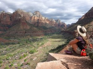 Have an experience of nature when you visit Zion Canyon Village at Zion National Park