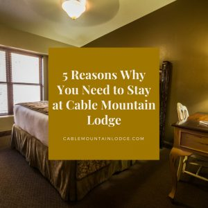 cable mountain lodge social
