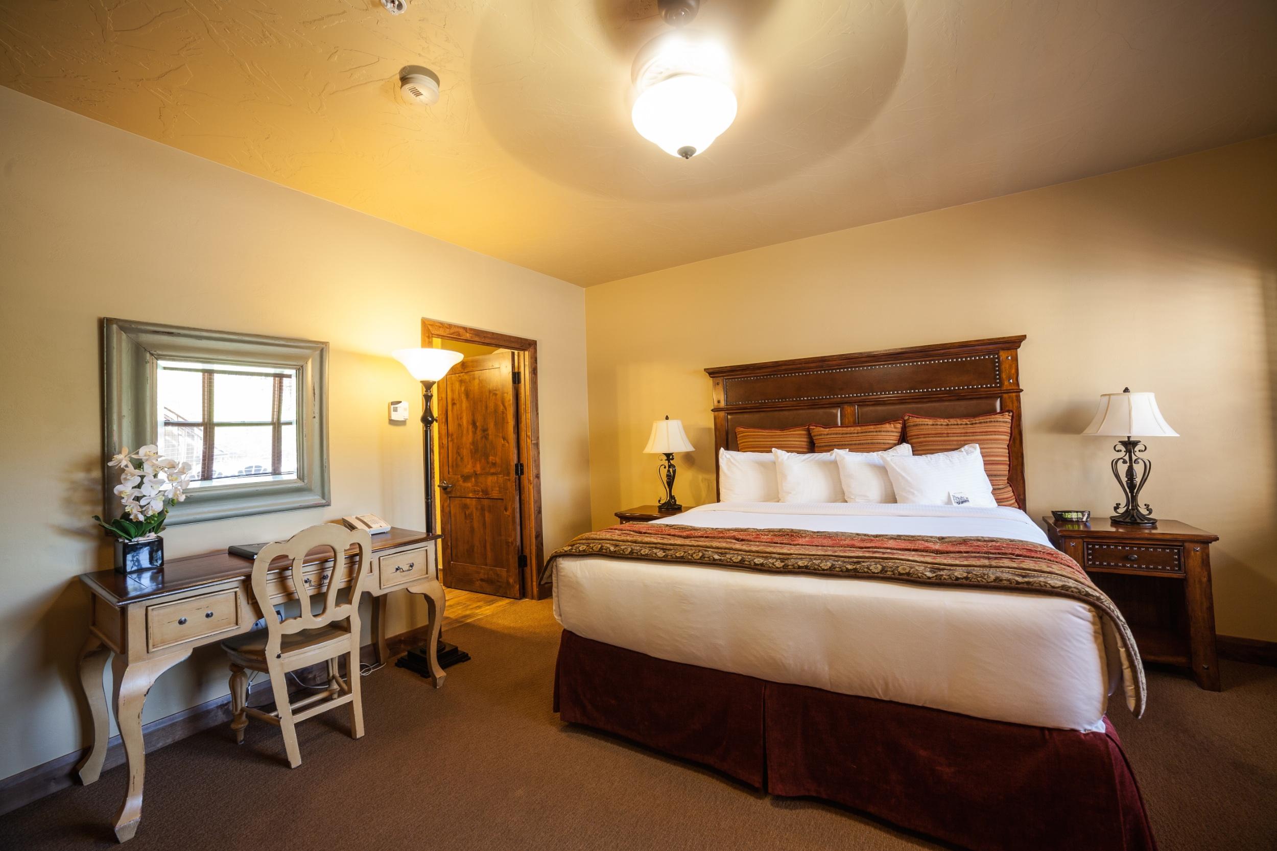 zion park hotels