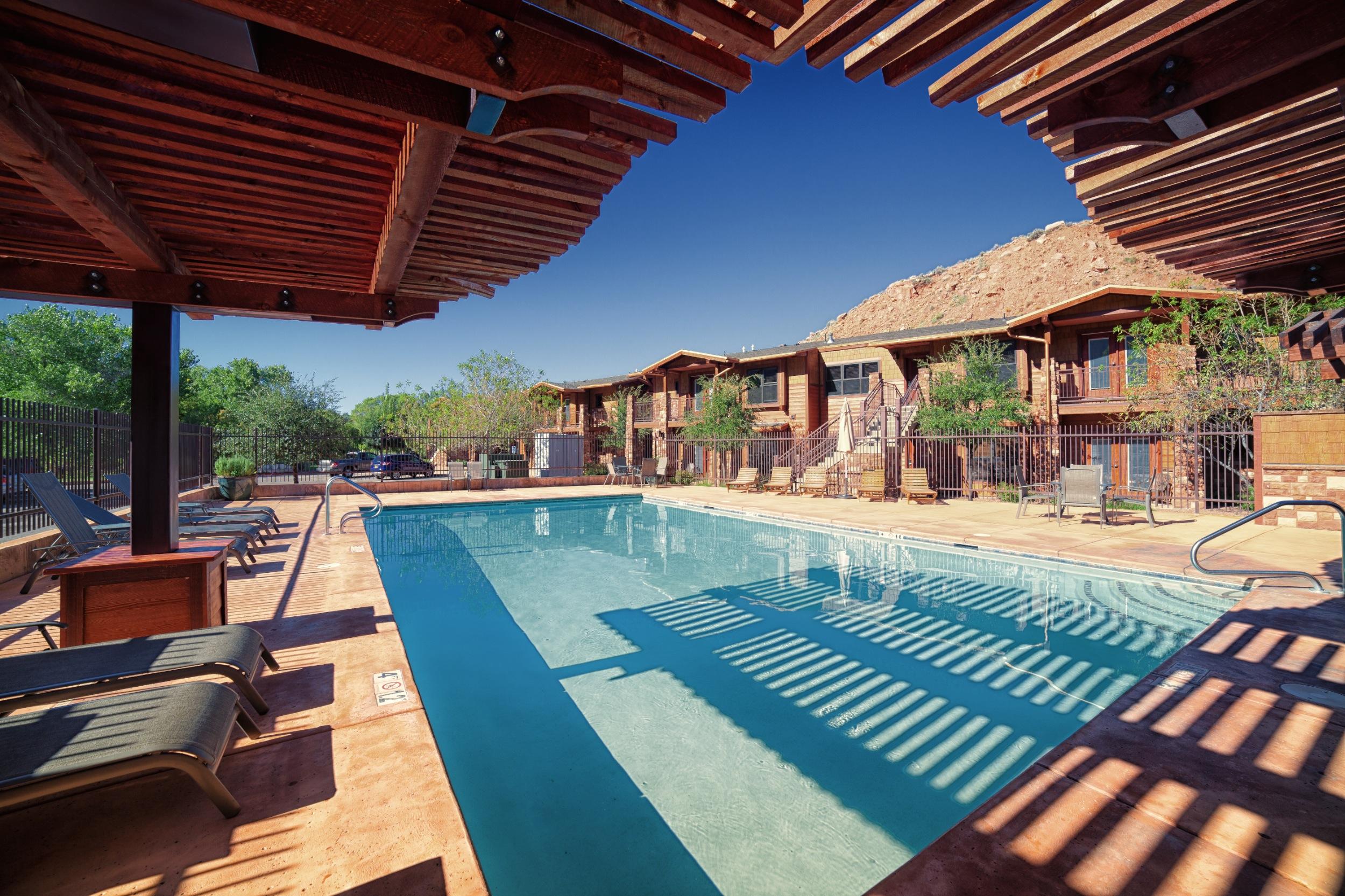 hotels around zion national park