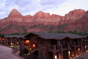 national park lodges