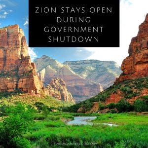 hotels at zion national park springdale utah