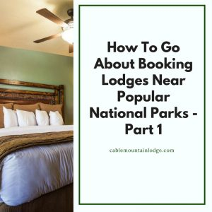 national park lodge social